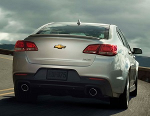 2014 Chevy SS available in Naperville, IL